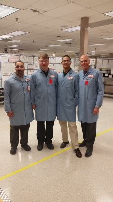 HealthPartners site visit to Honeywell